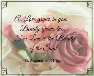 Love is the Beauty