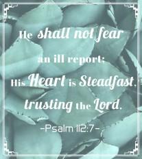 Psalm 112 7