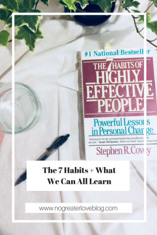 7 Habits of Highly