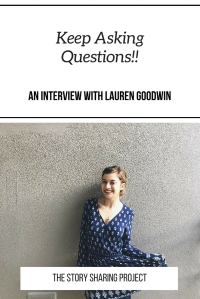 Keep Asking Questions _ An Interview With Lauren Goodwin