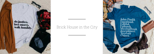 Brick House in the City 2