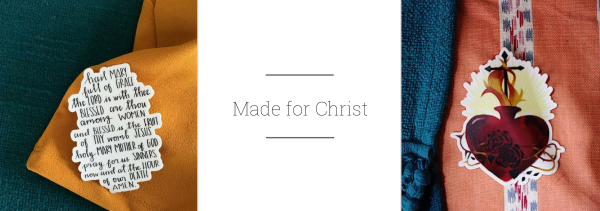 Made for Christ